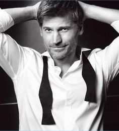 Nikolaj Coster-Waldau Tapped as L'Oréal Paris Men Expert Ambassador