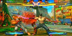 Street Fighter V will allow PC and PS4 players to beat eachother up - And in the game...