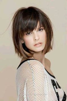 Fantastic 7.Inverted Bob Hairstyle The post 7.Inverted Bob Hairstyle… appeared first on Haircuts and Hairstyles .