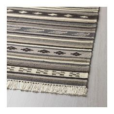 "KATTRUP Rug, flatwoven - 5 ' 7 ""x7 ' 10 "" - IKEA // This rug would match your room so well Laurel!"