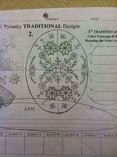 ukranian egg design 2-22-16