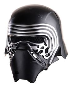 Two-Piece Kylo Ren Mask - Adult