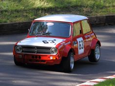 From the Track to the Hillclimb for this next #SundayScreamer, looks like this wicked Clubby is being given some welly too!