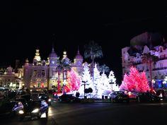 Place du Casino monte Carlo
