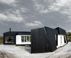 Photo via Fantastic Norway  I`m speachless! Next time I`ll get Oslo based Fantastic Norway Architects  to design my summer house (nice ...
