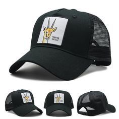 Men Summer Outdoor Mesh Breathable Baseball Cap Army Hat 8500666f1366