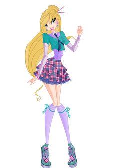 Merllia Uniform 7 by Rick1624.deviantart.com on @DeviantArt