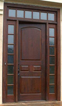 Solid wood doors sd46