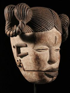 Ogoni Mask - Nigeria