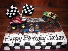 Monster Truck Cake by GRAMPASSTORE, via Flickr