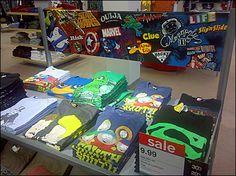 Vinyl Banner Hawks T-Shirts