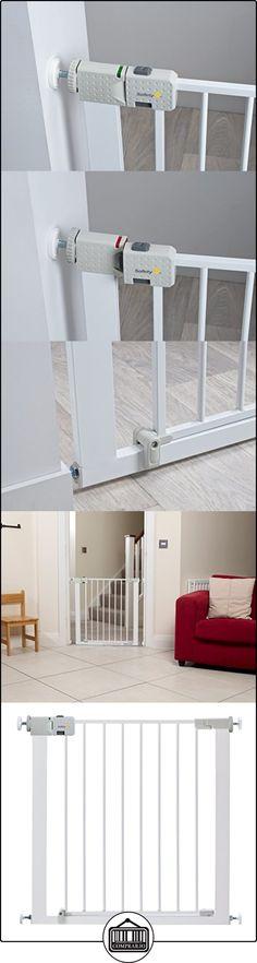 Safety 1st Tech Secure Simplemente Cerrar Puerta de metal (blanco)  ✿ Seguridad para tu bebé - (Protege a tus hijos) ✿ ▬► Ver oferta: http://comprar.io/goto/B0187EEUN8