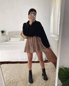 Casual College Outfits, Basic Outfits, Warm Outfits, Trendy Outfits, Cute Outfits, Fashion Outfits, Elegant Summer Outfits, Cute Spring Outfits, Western Outfits