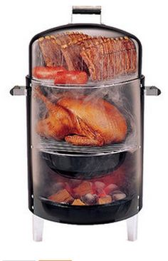 Discover thousands of images about Smoker Grill Slow Cooker BBQ Rotisserie Outdoor Patio Kitchen Utensil Charcoal Grill Oven, Bbq Grill, Grilling, Barbecue Smoker, Patio Grill, Clean Grill, Charcoal Smoker, Best Charcoal Grill, Bbq Charcoal