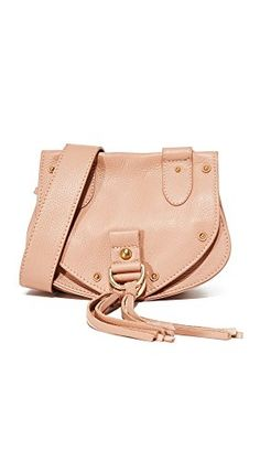 5494d504e468 See by Chloe Womens Small Collins Saddle Bag Deer One Size >>>