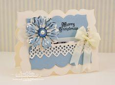 card designed by Becca Feeken using JustRite Winter Words