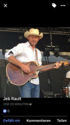 Jeb Rault Spreitenbach Switzerland Blue Band, New Orleans, Switzerland, Cowboy Hats, Blues