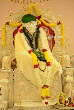 I love this god Sai Baba Hd Wallpaper, Sai Baba Wallpapers, Cute Wallpaper Backgrounds, Cute Wallpapers, Sai Baba Pictures, God Pictures, Hanuman Pics, Sai Baba Quotes, Sathya Sai Baba