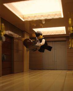 Inception Legos