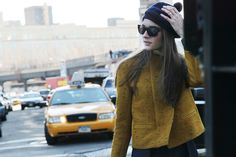 Mercedes-Benz Fall/Winter 2012 Fashion Week.
