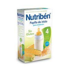166116 Nutriben Cereales de Inicio para Biberón - 600 gr.