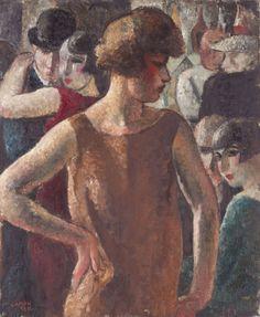 Georges Emile Capon French, 1890-1980 La Java, 1925 Art Institute of Chicago