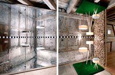 Belux installation by Zmik | Leuk idee voor showroom presentatie, Arba Belux | Eikelenboom