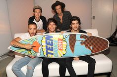 One Direction vs. Zayn Malik: 2015 Teen Choice Awards Nominees Released