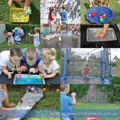 Fun with Water and Kids - Brisbane Kids