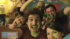 """Per i #Mondiali, Adacto """"scende in campo"""" a fianco di #TotalErg con un video per lanciare la campagna #selfiedeltifoso!"""
