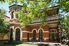 Melbourne Grammar School Boarding House