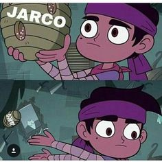 YESSS!!!! JARCO IS A TOTAL TRASH!!!