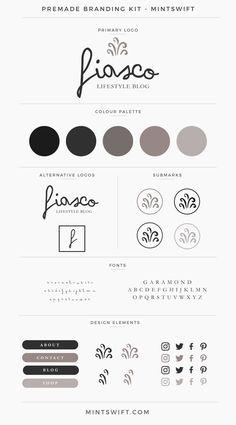 Fiasco Premade Branding Kit