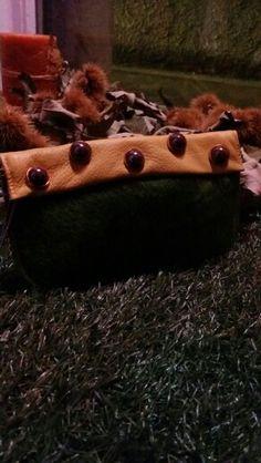 Clutch luxury bag