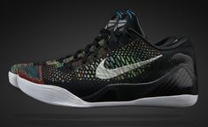 sports shoes 6a7a6 ff97d Perhaps the best variation of the latest Kobe Bryant signature shoe. The Nike  Kobe 9 Elite Low HTM was recently unveiled and will launch in four distinct  ...