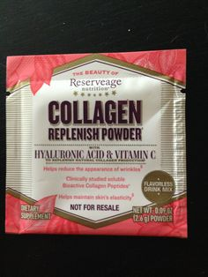 Collagen Replenish P