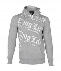 Thug Life Basic Compton Hoody