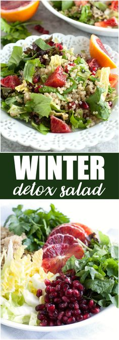 Winter Detox Salad -