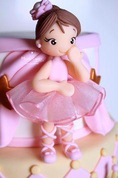 #bailarina #topodebolo #biscuit