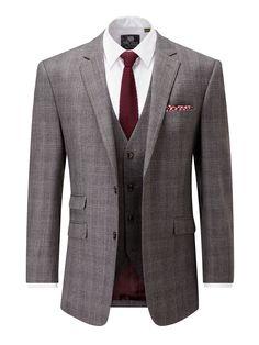Buy: Men's Skopes Arnside Suit Jacket, Grey for just: £100.00 House of Fraser Currently Offers: Men's Skopes Arnside Suit Jacket, Grey from Store Category: Men > Suits & Tailoring > Suit Jackets for just: GBP100.00