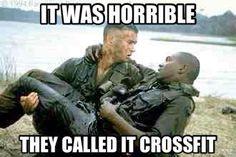 crossfit humour