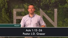 The Word of the Apostles as the Foundation of Movement:  Acts 1:12-26. 2013-09-22 J.D. Greear Acts 1:12-26