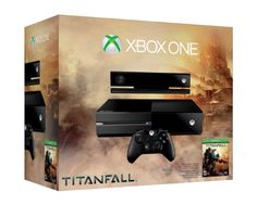 Xbox One Console - Titanfall Bundle + Kinect - Available at Amazon.