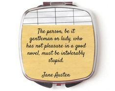 Jane austen gifts | Etsy
