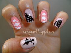ballet nails - Google Search