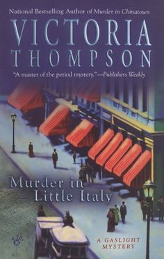 Murder in Little Italy (Gaslight Mystery) by Victoria Thompson