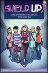 This book is a literary graphic novel for middle grade kids that help students understand bullying behaviors from all perspectives – that of the victim, the bully, and the bystanders.
