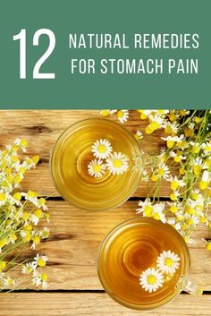 12 Natural Remedies for Stomach Pain | Simple Health Hacks for Stomach Ache | Alternative Therapy
