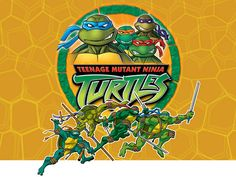 Teenage Mutant Ninja Turtles!     http://thejobsfor13yearolds.com/summer-jobs-for-13-year-olds/  http://thejobsfor13yearolds.com/babysitting-jobs-for-13-year-olds/