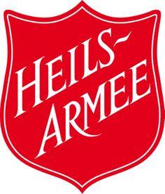 #Heilsarmee in der Schweiz #redshield